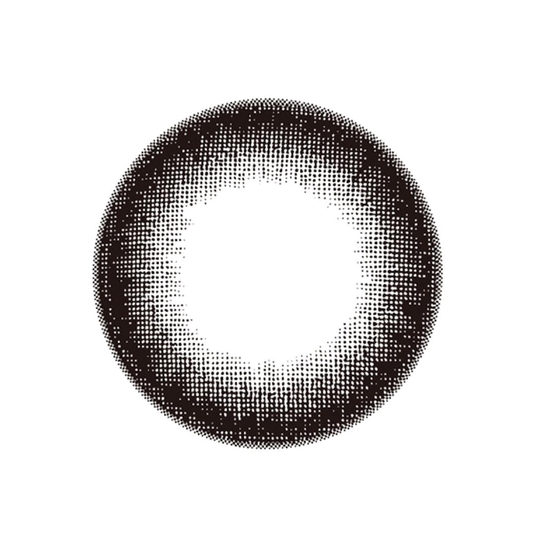 レンズ   CACAO BLACK(カカオブラック)