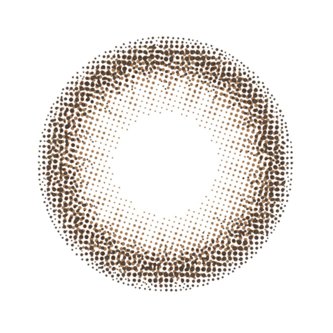 レンズ | Pure Brown(ピュアブラウン)