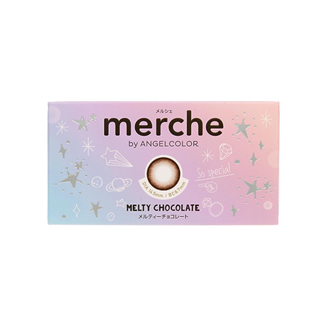 パッケージ   MELTY CHOCOLATE(メルティーチョコレート)