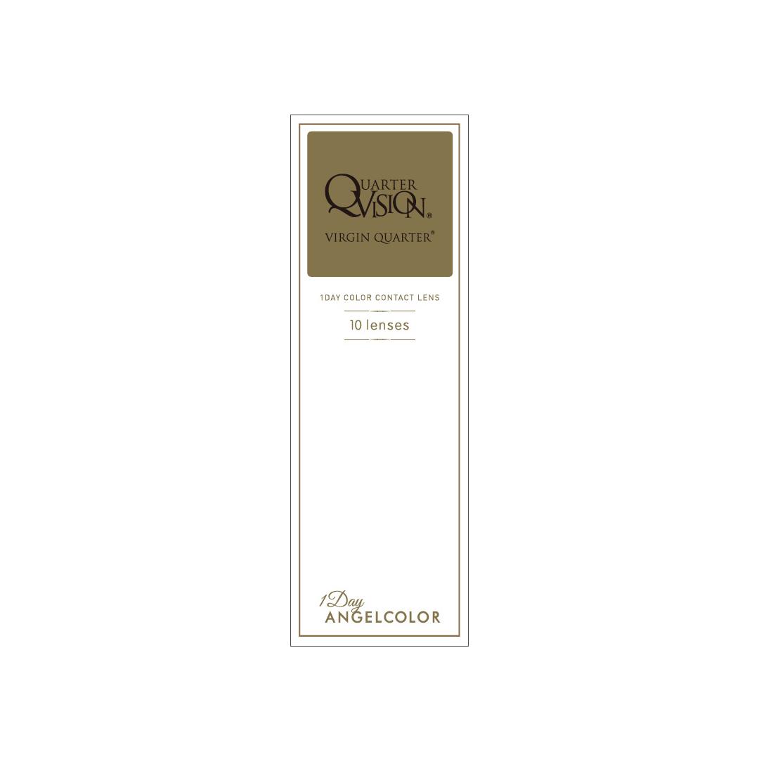 パッケージ | QuarterVision VirginQuarter(クォーターヴィジョンシリーズ ヴァージンクォーター)